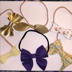 Other - Nylon headband assortment